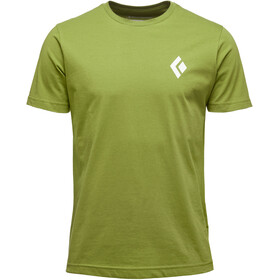 Black Diamond Equipment for Alpinist - T-shirt manches courtes Homme - vert